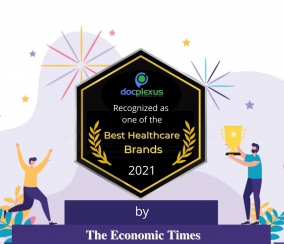 Docplexus recognized as one of the Best Healthcare Brands for 2021 by The Economic Times