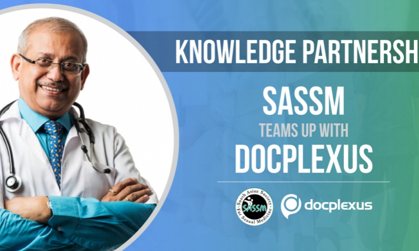 South Asian Society for Sexual Medicine (SASSM) Chooses Docplexus As Their Knowledge Partner