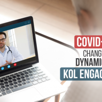 Changing Dynamics of KOL Engagement During COVID-19