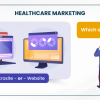 Healthcare Marketing: Should You Go For Websites, Microsites, or Landing Pages?