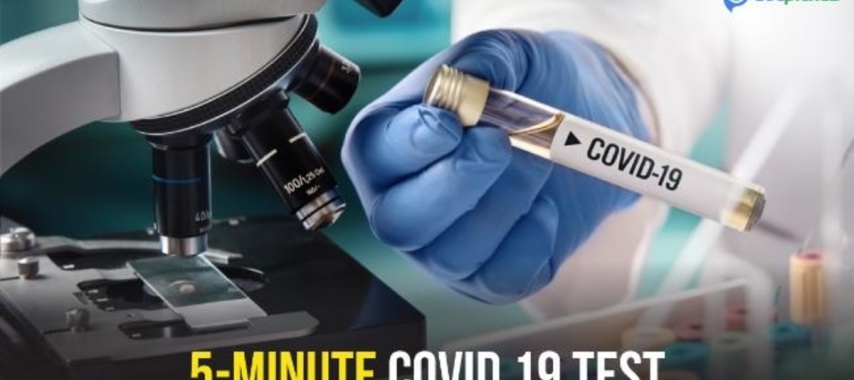 Abbott Launches 5-Minute Test Kit For COVID 19